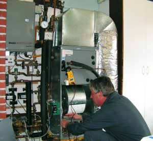 Furnace Repair in North Marysville
